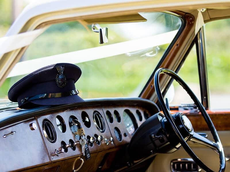 Warwickshire Wedding Car Hire